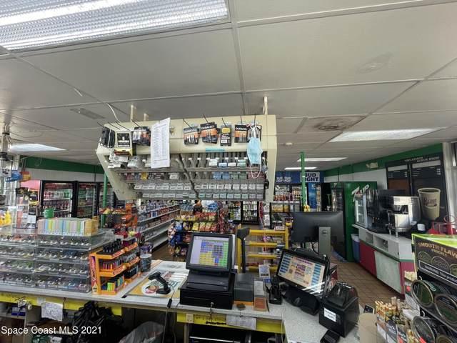 4750 Dixie Highway NE, Palm Bay, FL 32905 (MLS #910110) :: Keller Williams Realty Brevard