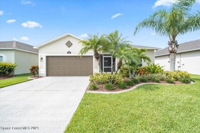 6177 Indigo Crossing Drive, Rockledge, FL 32955 (MLS #910129) :: Blue Marlin Real Estate