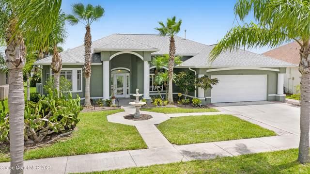 2256 Brightwood Circle, Rockledge, FL 32955 (MLS #910144) :: Blue Marlin Real Estate