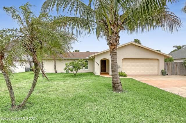 6500 Floridana Avenue, Melbourne Beach, FL 32951 (MLS #910177) :: Blue Marlin Real Estate