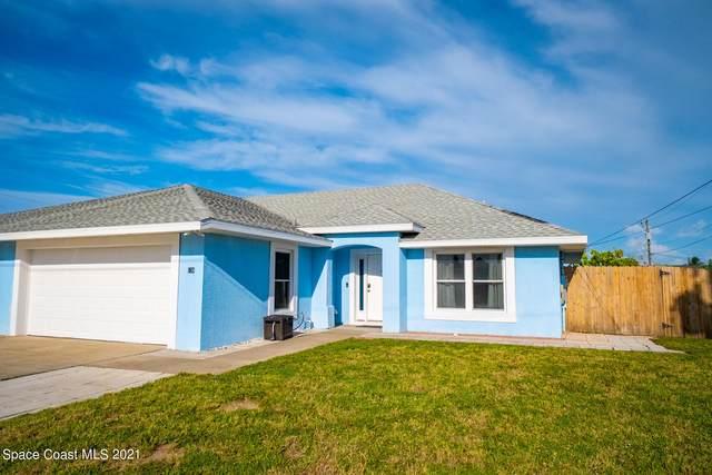 130 Lincoln Street, Satellite Beach, FL 32937 (MLS #910185) :: Keller Williams Realty Brevard