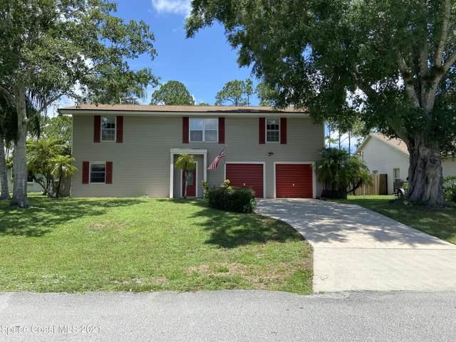 661 Brisbane Street NE, Palm Bay, FL 32907 (MLS #910186) :: Vacasa Real Estate