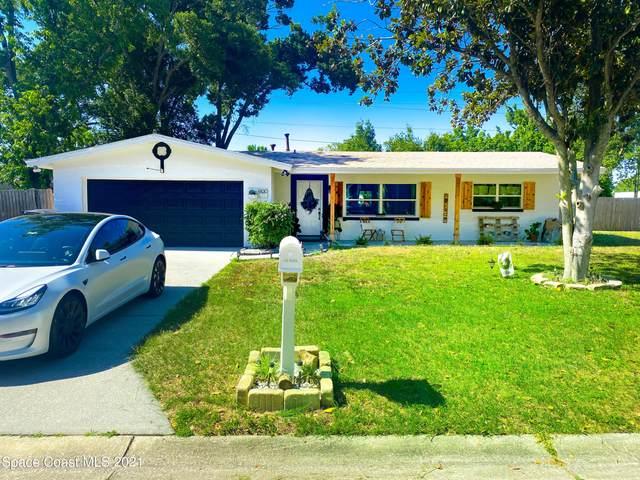 900 Rozen Avenue, Titusville, FL 32780 (MLS #910191) :: Premium Properties Real Estate Services
