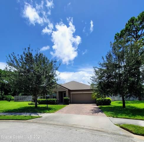 2451 Okalani Street, Melbourne, FL 32940 (MLS #910192) :: Premium Properties Real Estate Services