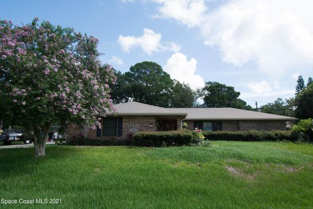 235 Jaro Street NE, Palm Bay, FL 32907 (MLS #910194) :: Blue Marlin Real Estate