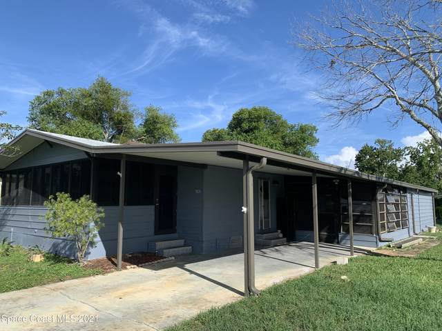 340 San Mateo Boulevard, Titusville, FL 32780 (MLS #910200) :: Blue Marlin Real Estate
