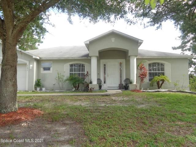 2491 Jupiter Boulevard SW, Palm Bay, FL 32908 (MLS #910213) :: Keller Williams Realty Brevard