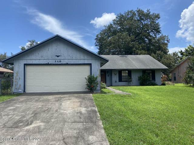 2339 Fallon Boulevard NE, Palm Bay, FL 32907 (MLS #910220) :: Blue Marlin Real Estate