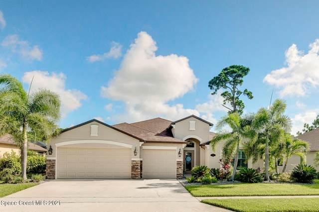 1398 Outrigger Circle, Rockledge, FL 32955 (MLS #910221) :: Blue Marlin Real Estate