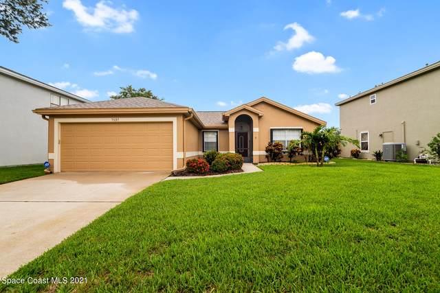 7137 Hammock Lakes Drive, Melbourne, FL 32940 (MLS #910229) :: Blue Marlin Real Estate