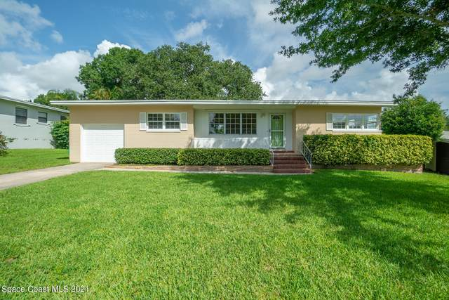 112 S Indian Circle, Cocoa, FL 32922 (MLS #910235) :: Engel & Voelkers Melbourne Central