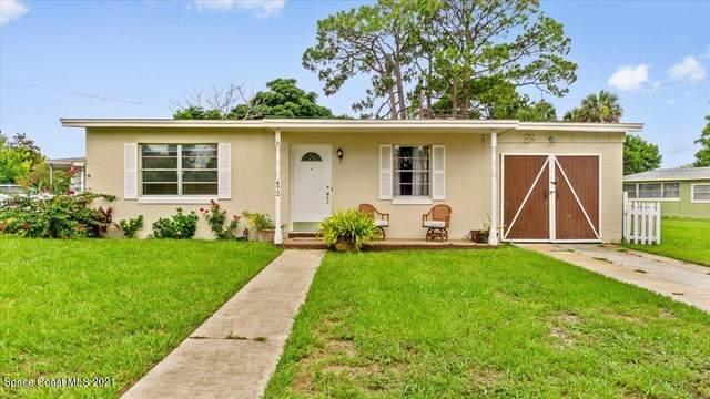 472 Camel Circle, Cocoa, FL 32927 (MLS #910239) :: Blue Marlin Real Estate