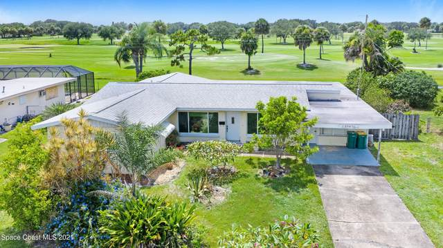 2316 S Fairway Drive, Melbourne, FL 32901 (MLS #910255) :: Blue Marlin Real Estate