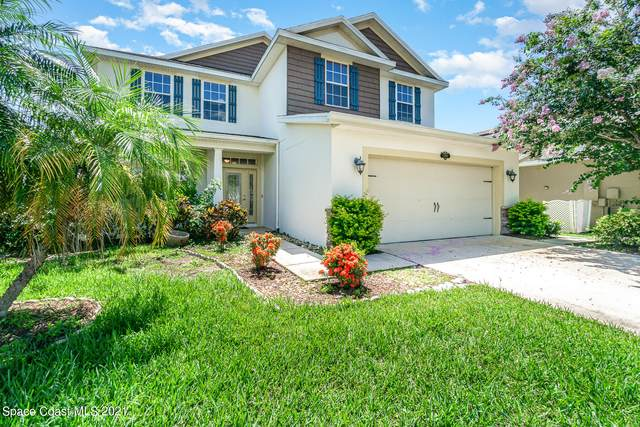1246 Alaqua Way, Melbourne, FL 32904 (MLS #910274) :: Blue Marlin Real Estate
