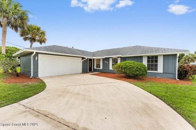 1125 Woodsmere Parkway, Rockledge, FL 32955 (MLS #910276) :: Blue Marlin Real Estate