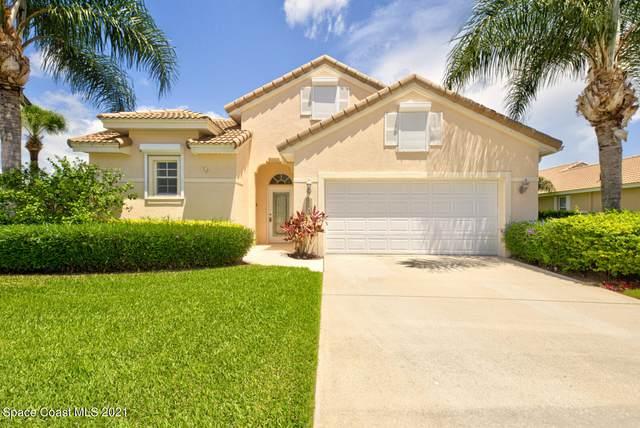 8206 Simpkins Way, Melbourne, FL 32940 (MLS #910302) :: Premium Properties Real Estate Services
