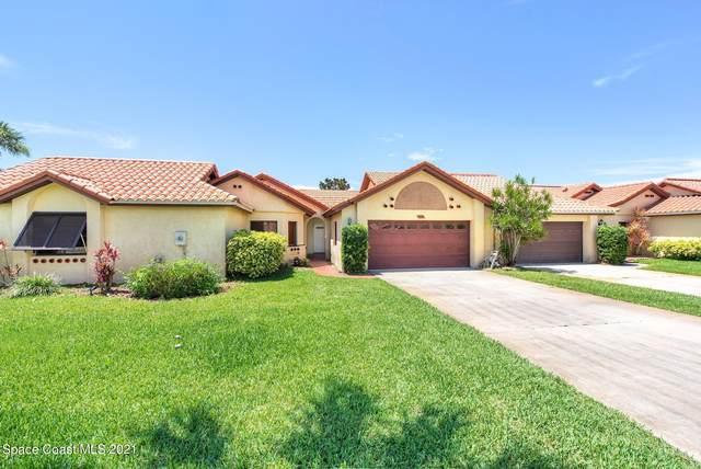614 Manatee Drive, Satellite Beach, FL 32937 (MLS #910315) :: Blue Marlin Real Estate