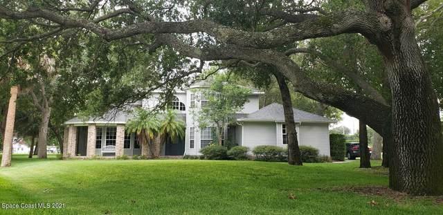 2233 Royal Oaks Drive, Rockledge, FL 32955 (MLS #910345) :: Premium Properties Real Estate Services