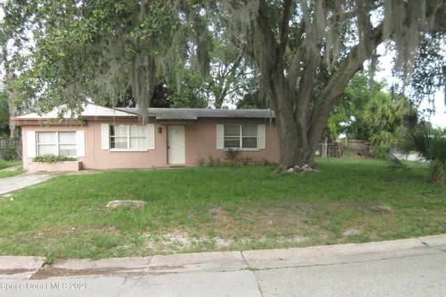 702 N Georgia Avenue, Cocoa, FL 32922 (MLS #910350) :: Blue Marlin Real Estate