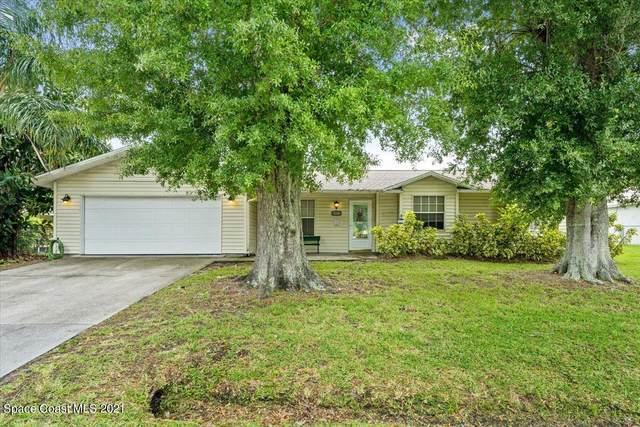 118 Buswell Avenue NE, Palm Bay, FL 32907 (MLS #910366) :: Blue Marlin Real Estate