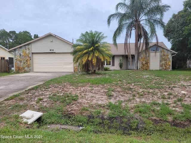 631 Furth Road NW, Palm Bay, FL 32907 (MLS #910370) :: Keller Williams Realty Brevard