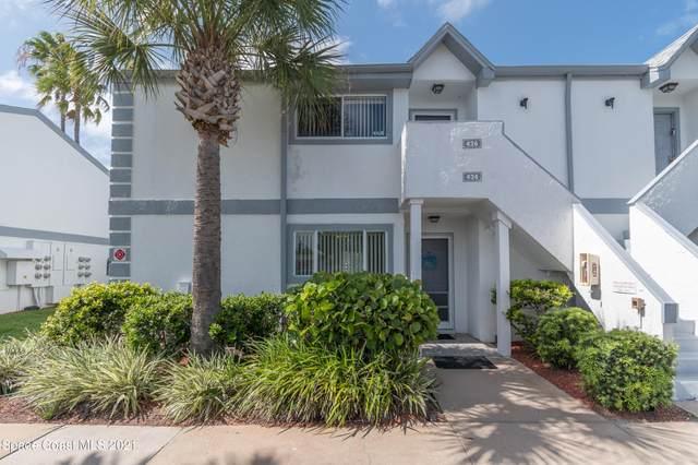 424 Beach Park Lane #173, Cape Canaveral, FL 32920 (#910372) :: The Reynolds Team   Compass