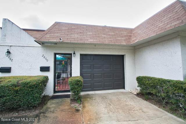 2860 Demaret Drive #703, Titusville, FL 32780 (MLS #910378) :: Blue Marlin Real Estate