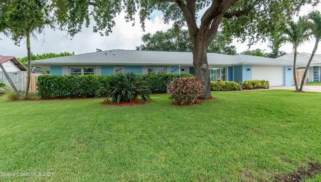 716 Puesta Del Sol, Indialantic, FL 32903 (MLS #910403) :: Blue Marlin Real Estate