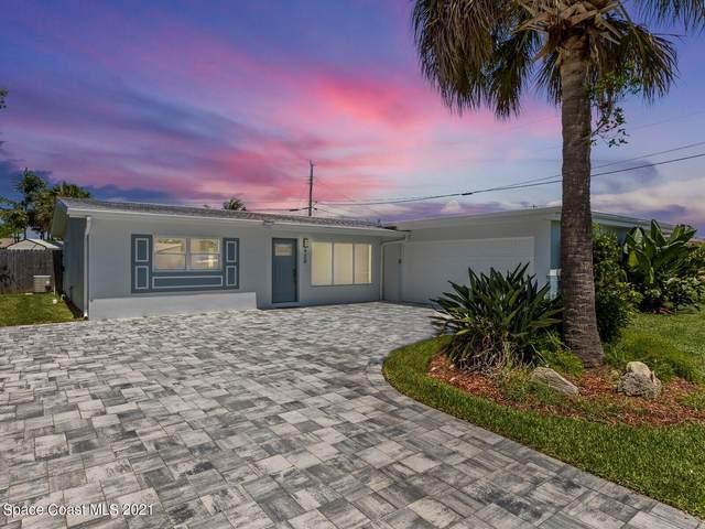 420 Rosedale Drive, Satellite Beach, FL 32937 (MLS #910404) :: Blue Marlin Real Estate