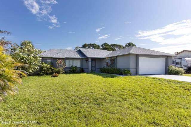 551 Firestone Street NE, Palm Bay, FL 32907 (MLS #910408) :: Blue Marlin Real Estate