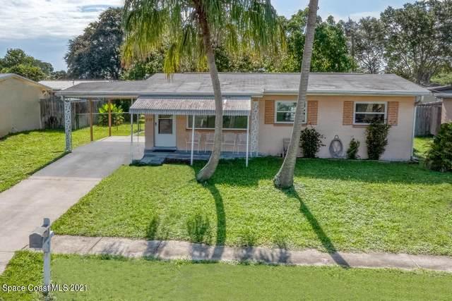 737 Clarke Avenue, Melbourne, FL 32935 (MLS #910411) :: Keller Williams Realty Brevard