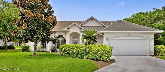 428 Vizcaya Court, Melbourne, FL 32940 (MLS #910429) :: Blue Marlin Real Estate