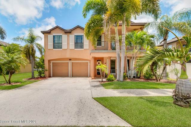 2933 Glenridge Circle, Merritt Island, FL 32953 (MLS #910440) :: Blue Marlin Real Estate