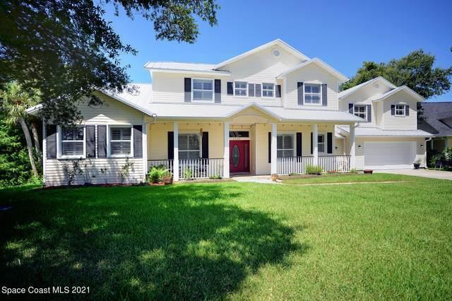 2320 Stonebridge Drive, Rockledge, FL 32955 (MLS #910447) :: Vacasa Real Estate