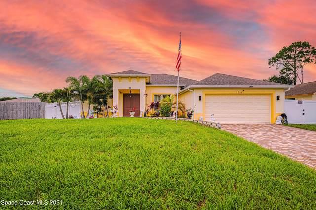2748 Emerson Drive SE, Palm Bay, FL 32909 (MLS #910449) :: Blue Marlin Real Estate