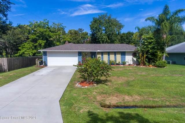 414 Harvey Avenue NE, Palm Bay, FL 32907 (MLS #910452) :: Blue Marlin Real Estate