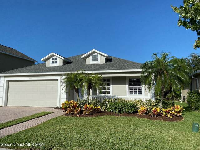 5311 Somerville Drive, Rockledge, FL 32955 (MLS #910454) :: Premium Properties Real Estate Services