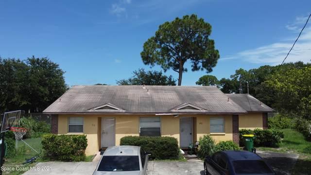 160 Lynell Lane, Cocoa, FL 32922 (MLS #910472) :: Keller Williams Realty Brevard