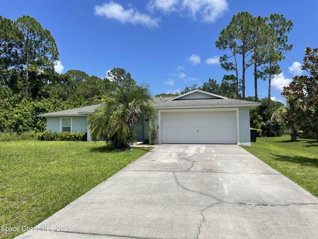 1711 Hayworth Circle NW, Palm Bay, FL 32907 (MLS #910492) :: Keller Williams Realty Brevard