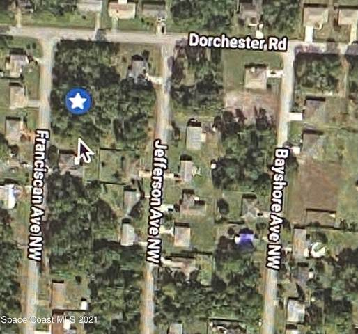 273 Franciscan Avenue NW, Palm Bay, FL 32907 (MLS #910498) :: Premium Properties Real Estate Services