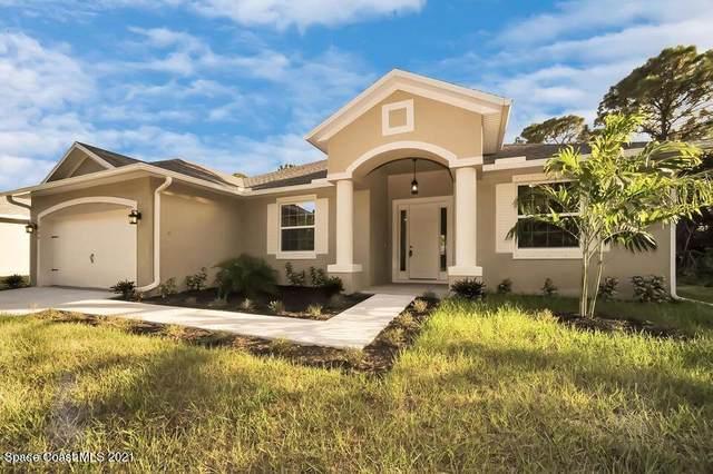 734 Merrimac Street SE, Palm Bay, FL 32909 (MLS #910501) :: Engel & Voelkers Melbourne Central