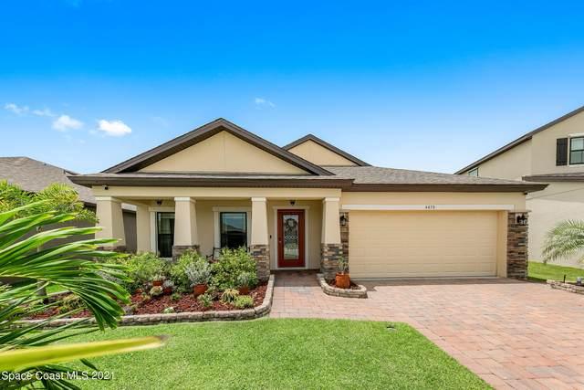 4458 Alligator Flag Circle, West Melbourne, FL 32904 (MLS #910519) :: Blue Marlin Real Estate