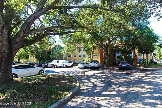 225 S Tropical Trl #608, Merritt Island, FL 32952 (MLS #910542) :: Premium Properties Real Estate Services