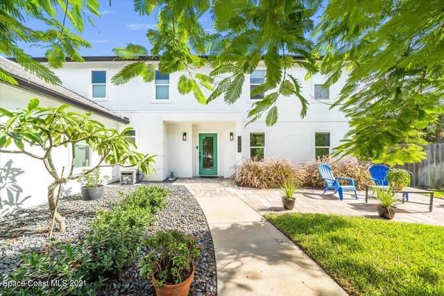 3065 Rio Bonita Street, Indialantic, FL 32903 (MLS #910552) :: Blue Marlin Real Estate