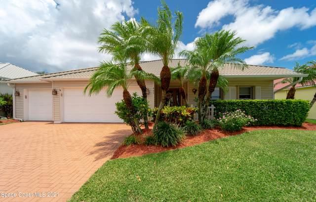 485 Limerick Drive, Merritt Island, FL 32953 (MLS #910560) :: Blue Marlin Real Estate