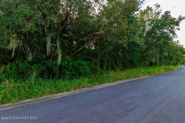 Tbd Jennifer Drive, Titusville, FL 32796 (MLS #910564) :: Keller Williams Realty Brevard