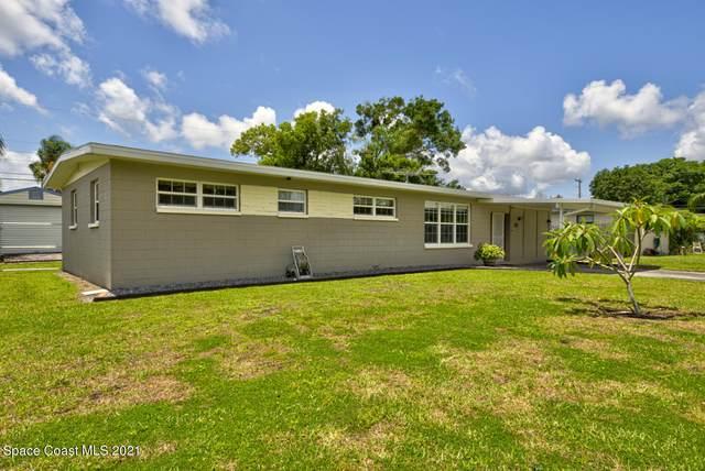 1211 Princeton Road, Cocoa, FL 32922 (MLS #910590) :: Engel & Voelkers Melbourne Central