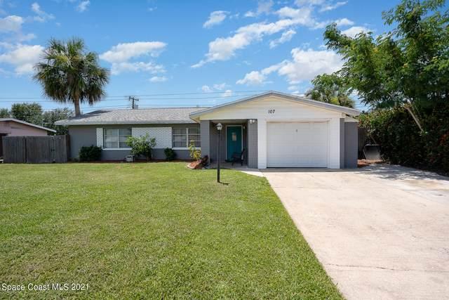 107 1st Street, Merritt Island, FL 32953 (MLS #910601) :: Premium Properties Real Estate Services