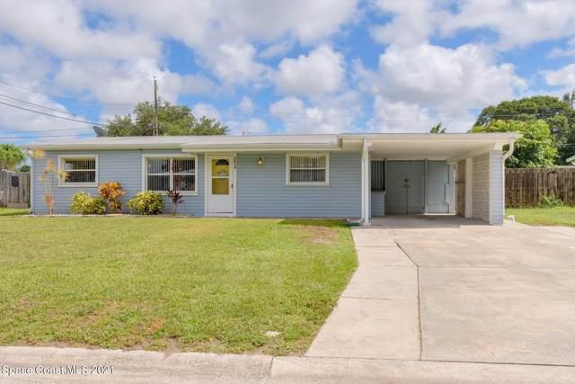 2619 Kefauver Street, Melbourne, FL 32935 (MLS #910607) :: Premium Properties Real Estate Services