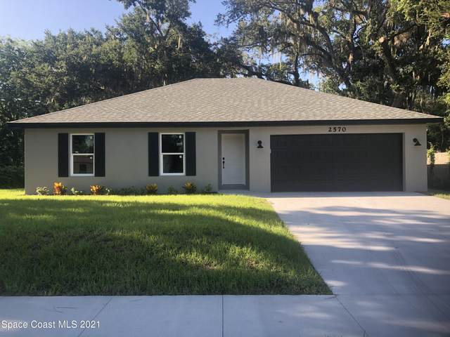 2570 Shady Oaks Drive, Titusville, FL 32796 (MLS #910620) :: Blue Marlin Real Estate
